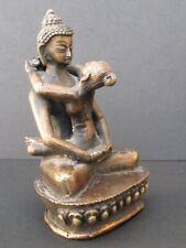 Figure Tantric Bronze Of Tibet (2)