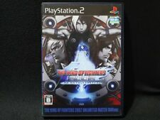 Playstation2 PS2 THE KING OF FIGHTERS 2002 Unlimited Match Tougeki Japan