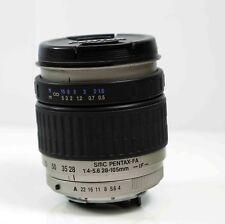 Pentax-FA SMC 28-105mm f/4-5.6 IF Zoom Lens