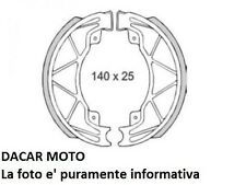 225120420 RMS Ganasce freno posteriori PIAGGIO150X8 STREET EU22006 2007 2008