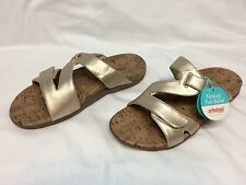 Orthaheel Holly Slide Sandals W/ Adj Straps, Arch Support Floor Size 10 US B
