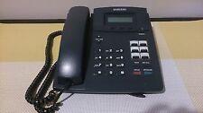 4x Samsung digital telephone handsets KPDCS6 Euro 6B LCD display