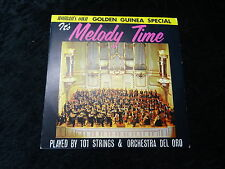 "7"" 45 RPM -  Its Melody Time - 1957 101 Strings & Orchestra Del Oro - 6 Tunes"