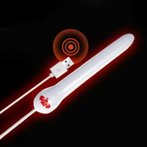 USB Heating Rod Warmer Heater 45C° Keep Warm Winter Simulation Heater LED Remind