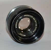MODIFIED to M42 mount RARE RUSSIAN USSR INDUSTAR-23 LENS f4.5/110mm