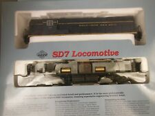 Ho Proto 2000 Baltimore & Ohio B&O #763 Sd7 Locomotive New