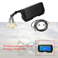 12000RPM Motorcycle LCD Digital Odometer Backlight  Shift between mph and km/h