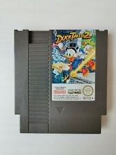 Duck Tales 2 Nintendo Nes Game Cart With Sleeve UK Version Fully Cleaned Tested