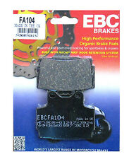 FA104 EBC Brake Rear pads for Yamaha XJ XJ600 Diversion  1992 to 2003