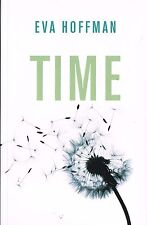 Time by Eva Hoffman Philosophy Polish/American Writer & Academic Paperback 2009