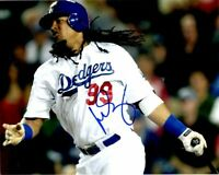 Manny Ramirez Autographed Signed 8x10 Photo ( Dodgers ) REPRINT