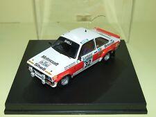FORD ESCORT MK II RALLYE RAC 1976 WALDEGAARD TROFEU 1023