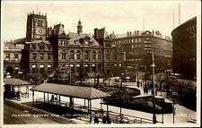 Bradford Yorkshire England 1930/40 Forster Square Station Building buildings G.P.O.