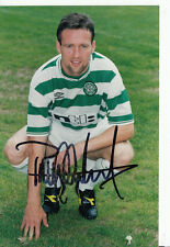 Paul Lambert Celtic Glasgow Top Photo original signed +a40784