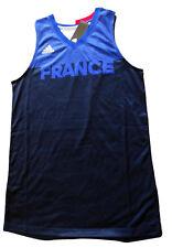 """adidas """"R CLIMACH JRSY"""" Herren Tank Shirt Basketball ärmellos blau Gr. XL2 (XL)"""