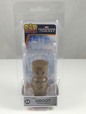 Pin Mate #24 Groot Guardians of the Galaxy Wooden Figure NEW Marvel GotG