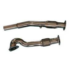 "3"" Downpipes Cat For Audi TT A3 S3 Quattro Mk1 1.8L K04 Upgraded 00-06 Exhaust"