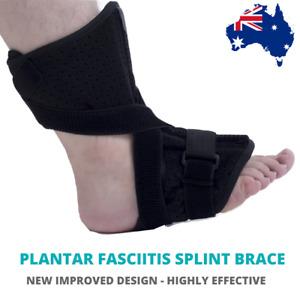 Plantar Fasciitis Night Splint Therapy Posterior Foot Drop Instep Injury Orthoti