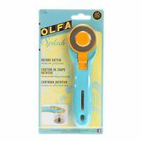 OLFA 45mm Olfa 45mm Splash Rotary Cutter Light Blue RTY-2/C