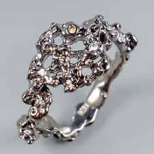 Handmade   925 Sterling Silver Ring Size 6/R108739