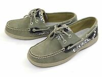 NEW WOMEN'S SPERRY TOP-SIDER BLUEFISH GREYLEO SHOES SZ 5.5, 5, 6, 6.5, 7.5, 9