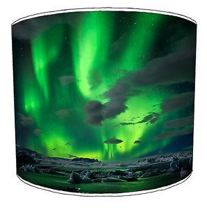 Northern Luz Pantalla Ideal Para Combinar Aurora Borealis Luces Pared Arte