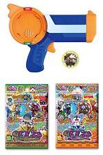 Yo-Kai Yokai Watch DX Blaster Set + 2 Dream Medals Youkai Jp Ver Bandai FFS