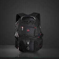 Swiss Waterproof 16'' Laptop Backpack School Backpack Travel Shoulder Bag SW8112