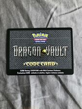 Dragon Vault TCG Online Booster Code Card - Sent Through EBay Messenger