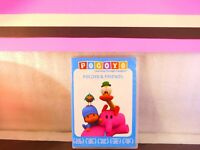 Pocoyo - Pocoyo & Friends on DVD
