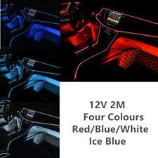 2M LED Car Interior Atmosphere Light Strip Fits Suzuki Grand Vitara Swift Jimny