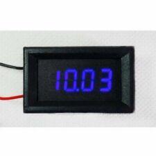 3.50-30V DC Digital Voltmeter LED  Voltage Tester 5v 12V 24V Volt car Batterie B