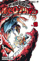 JAPAN NEW My Hero Academia / Boku no Hero Academia 18 (Jump Comics) manga book