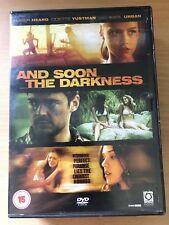 Amber Heard Odette Yustman AND SOON THE DARKNESS ~ 2010 Horror Thriller UK DVD