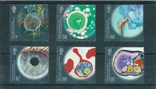 Medical Breakthroughs 2010 Stamp Set