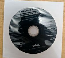 Windows 7 Professional 64-Bit Operating System Reinstallation Disc Dell
