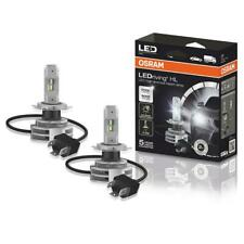 Osram H4 LED Bombillas P43t LEDriving HL Gen2 Blanco Frío Lámparas 6000K (2) 9726CW