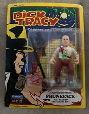 1990 Dick Tracy Pruneface Coppers and Gangsters Action Figure Playmates Toys