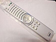 OEM Sony Wega BRAVIA Metal TV Remote works for older models 1990s-2005 New