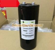 New 1pcs Qinfen 2000f 5000f 27v Super Farad Electrolytic Capacitor