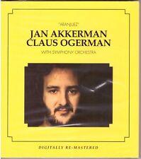 JAN AKKERMAN, CLAUS OGERMAN Aranjuez CD Remastered, in Slipcase – on BGO Records