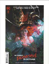 Dceased #2 Putri Horror Movie Variant NEAR MINT 🦇🦇🦇 DC COMICS