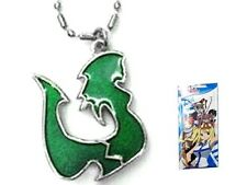 Collier Necklace Fairy Tail Sirène Grey Erza Lucy Pendentif Halskette Kette