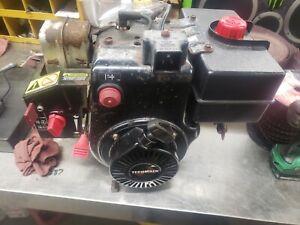TECUMSEH  HMSK80 snowblower engine 2 pto