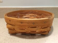 Longaberger Small Catch All Basket & Protector