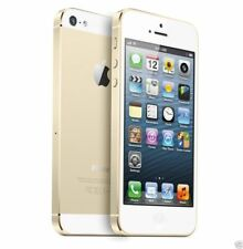 NEW APPLE IPHONE 5S 16GB GOLD SMARTPHONE FACTORY UNLOCKED