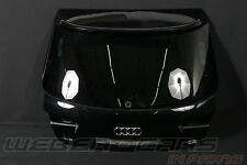 Audi A6 4G Avant Heckklappe Kofferraum Deckel Heck Klappe Y9B Brillant Schwarz