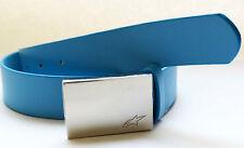 Alpinestars men Belt name BOLD Blue color size M