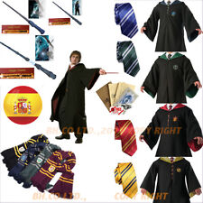 Harry Potter Gryffindor Halloween Carnaval Cloak Robe Capa Cosplay Traje