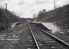 Llangonoyd Railway Station Photo. Tondu - Troedyrhiw Garyth. Maesteg Line. (4)
